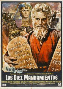 los diez mandamientos las mejores películas cristianas gratis