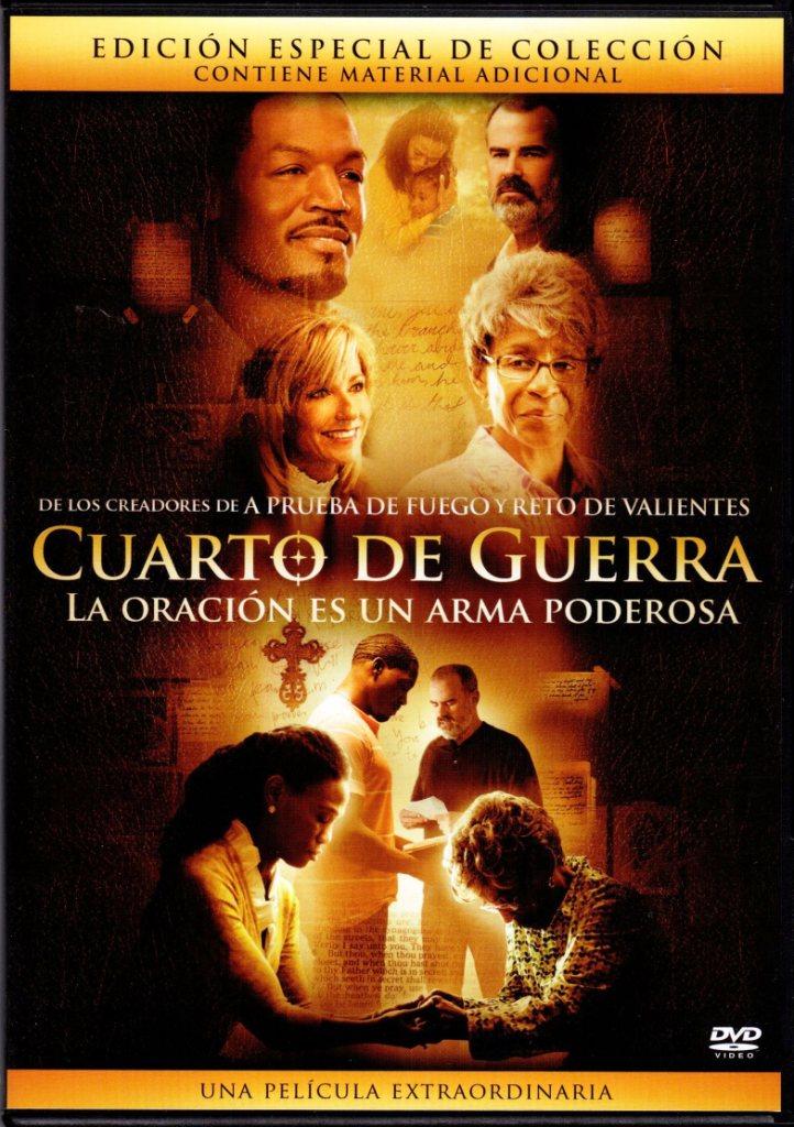 las mejores películas cristianas gratis cuarto de guerra