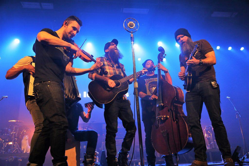 Música y Cantantes Cristianos en Inglés David Crowder Band