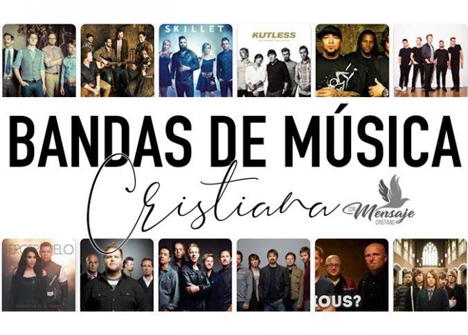 Grupos y bandas de musica cristiana 2019