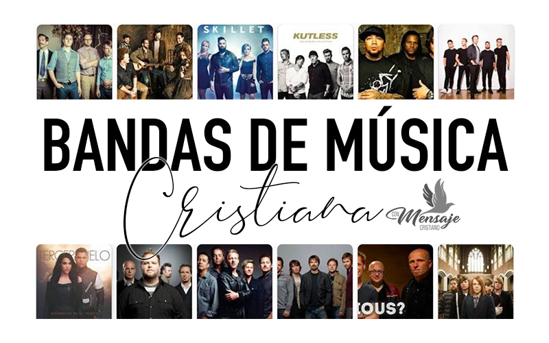 Grupos y bandas de musica cristiana