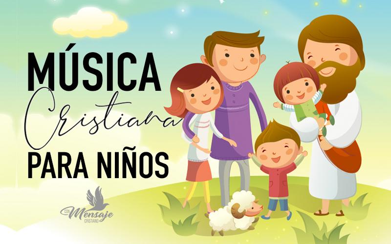 Música cristiana infantil para niños 2019