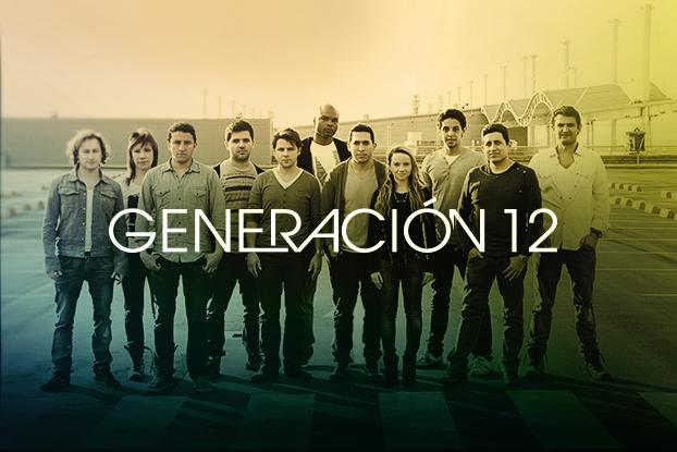 Grupos y Bandas de Musica Cristiana GENERACIÓN 12