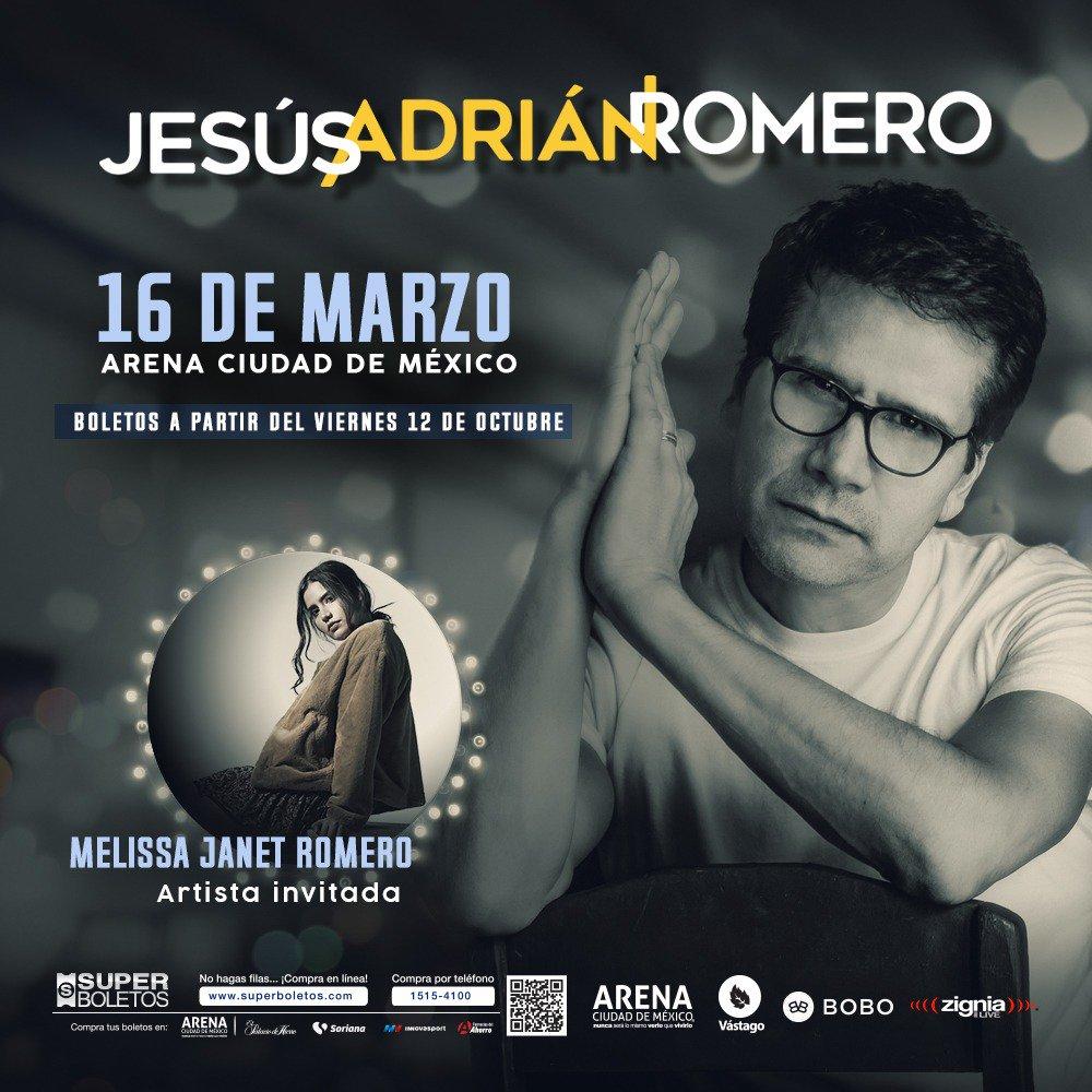 eventos y conciertos cristianos jesus adrian romero 2019