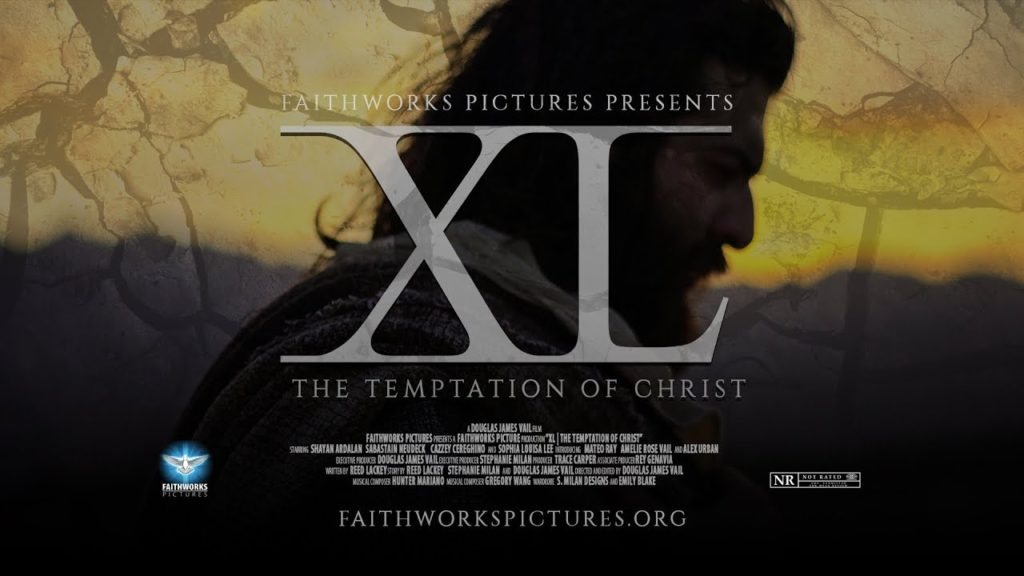 Películas cristianas 2019 estrenos XL The Temptation of Christ la tentacion de cristo