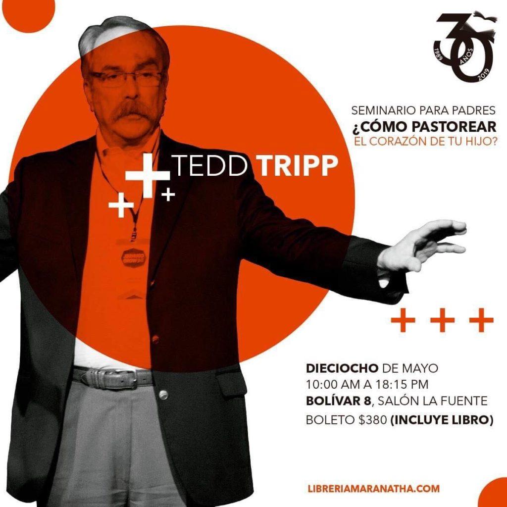 Los mejores eventos y conciertos cristianos 2019 TEDD TRIPP