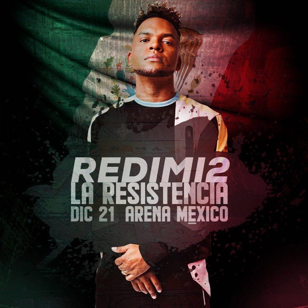eventos y conciertos cristianos 2019 redimi2 la resistencia arena mexico 21 diciembre