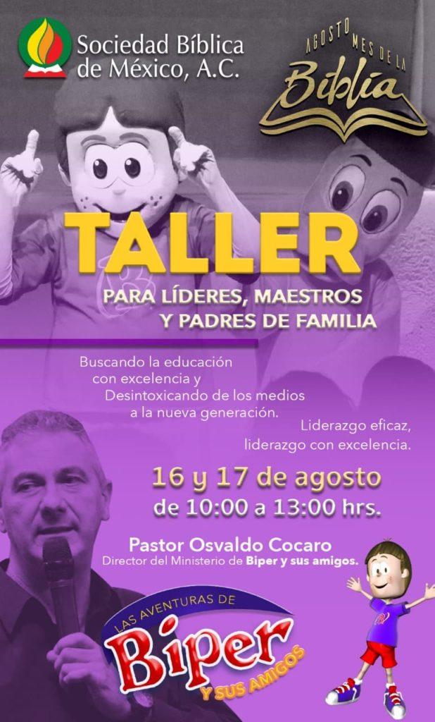 eventos y conciertos cristianos 2019 sociedad biblica de mexico
