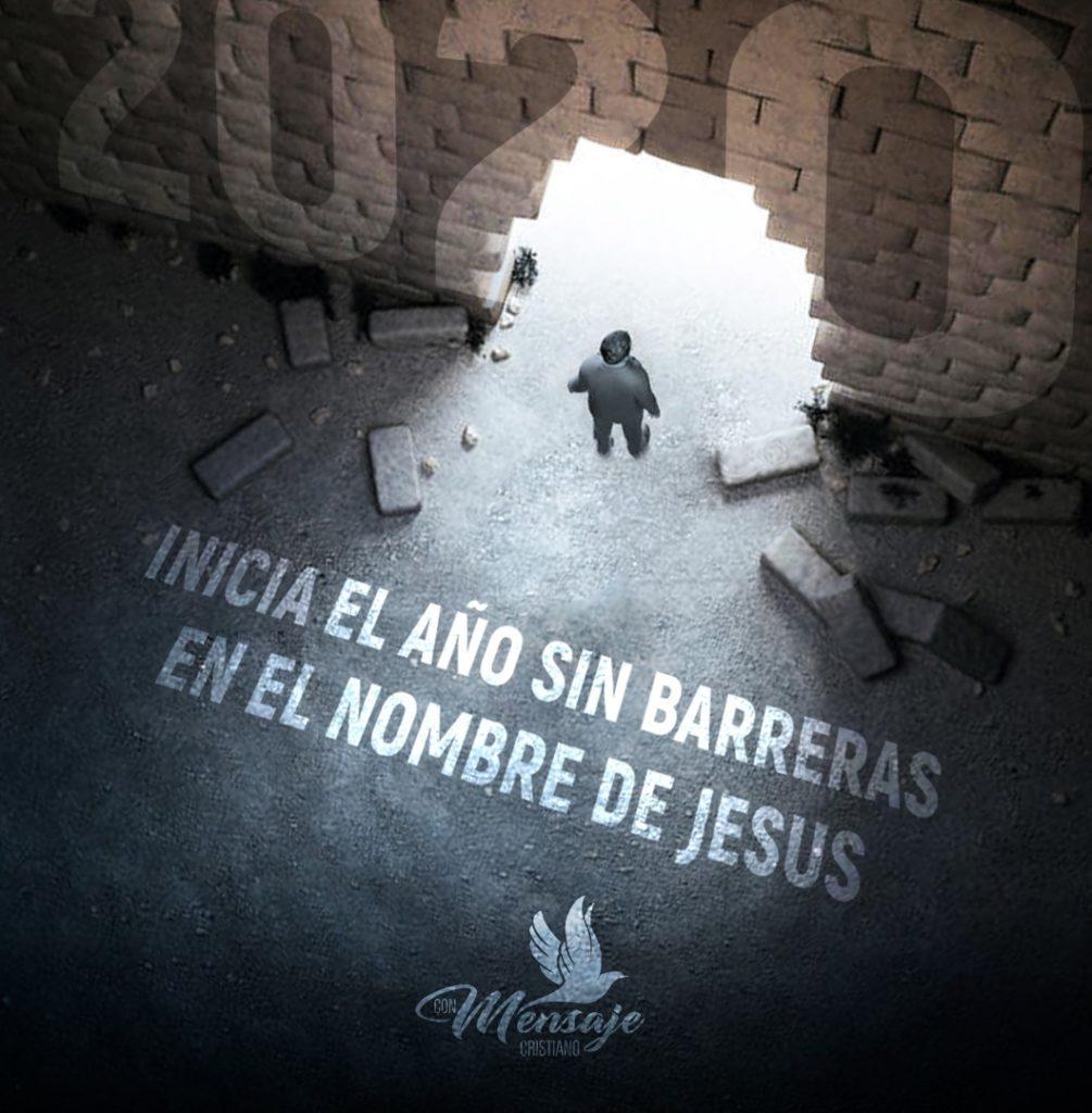 imagenes con frases-cristianas-con-mensajes-de-jesus biblia año nuevo-2019 2020