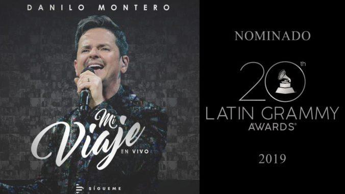 """Danilo Montero musica cristiana nominado al latin grammy por """"MI VIAJE"""""""