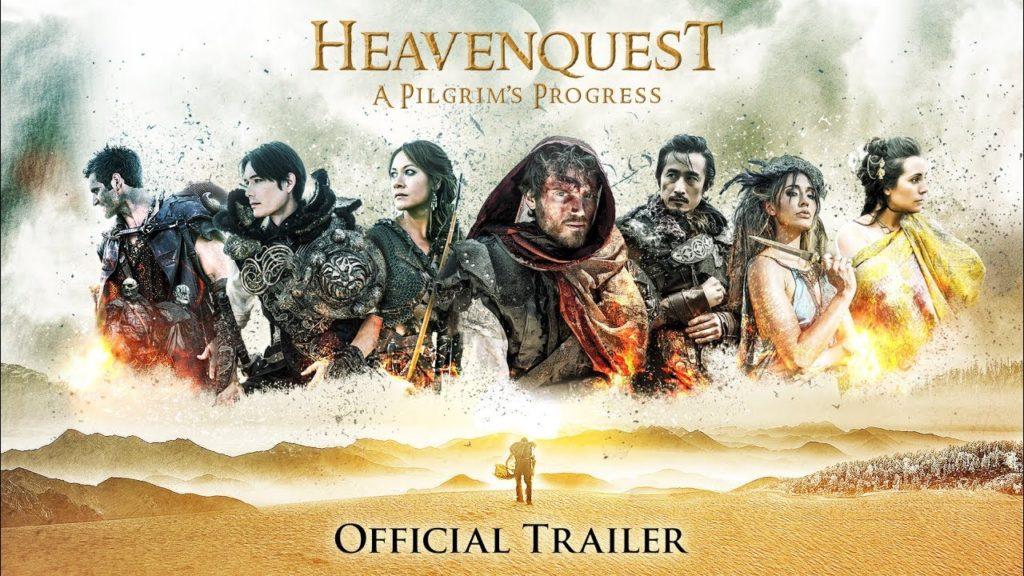 5 Cinco nuevas películas cristianas 2020 🥇CINE CRISTIANO HEAVENQUEST