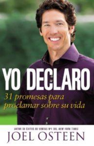 Yo-Declaro--31-Promesas-Para-Proclamar-Sobre-Su-Vida-–-Joel-Osteen-10-libros-cristianos-que-debes-leer-2020