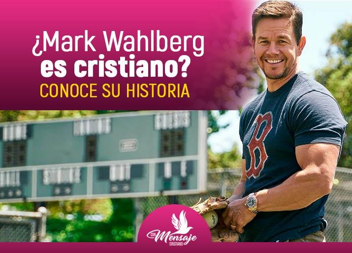 Mark Wahlberg es cristiano? El famoso actor dice: Mi fe en Jesús es lo más importante