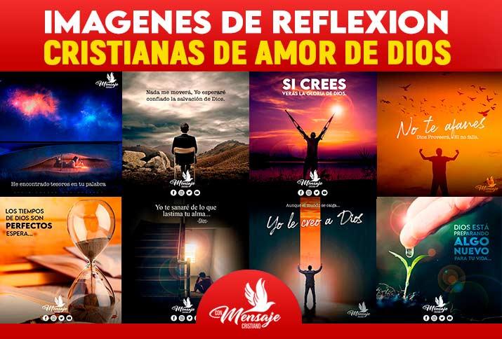 Imágenes de reflexión Cristianas de Amor de Dios