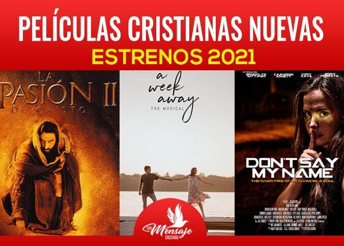 PELÍCULAS CRISTIANAS Nuevas 2021 ESTRENOS DE CINE CRISTIANO en español latino