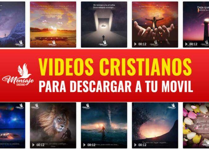 videos cristianos gratis con frases hermosas para descargar a tu celular